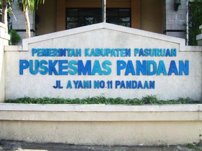 Puskesmas Pandaan