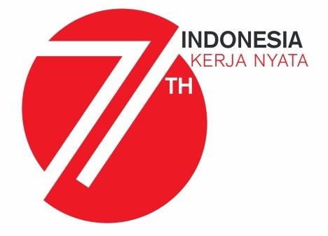 logo hut ri 71 2016